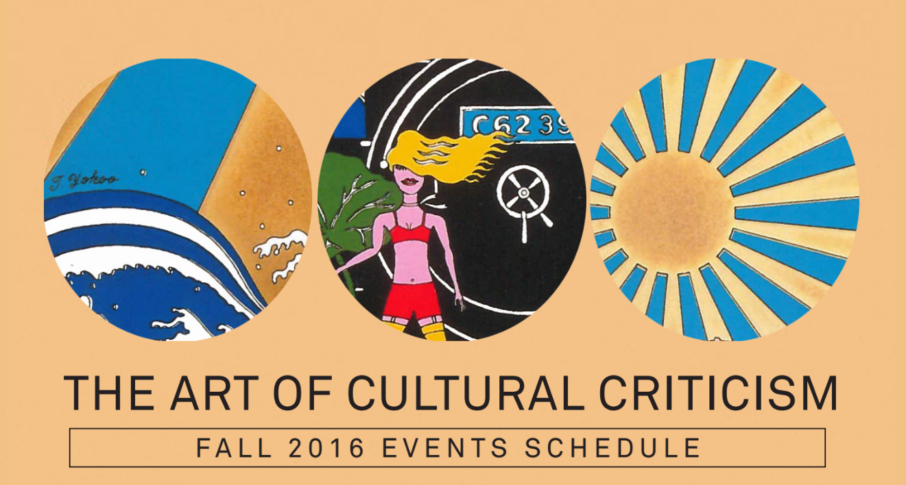 the art and culture study Cultural affairs the economic impact of florida's arts and culture community americans for the arts' latest economic impact study is available now.
